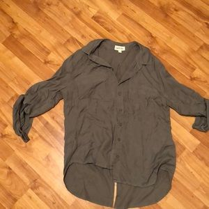 Button Down Blouse/Tunic